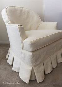 chair slip cover armchair slipcovers | The Slipcover Maker | Page 3
