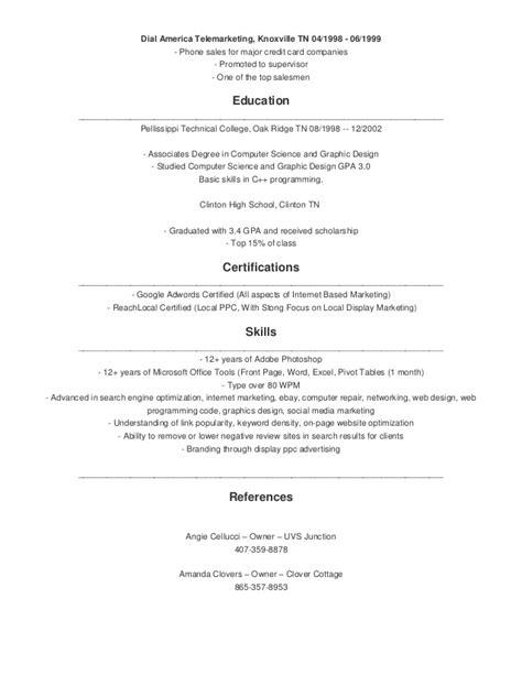 ontario resume service