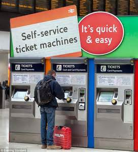 Rail ticket machines still don't give you the cheapest ...