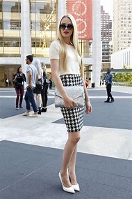 Street-Style Pencil Skirt Outfits