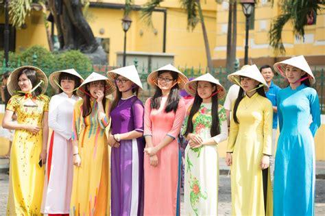 Ao Dai A Vietnamese Traditional Dress