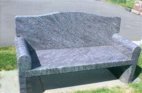 our portfolio of granite memorial benches and monu benches