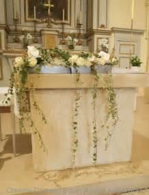 decoration florale mariage eglise