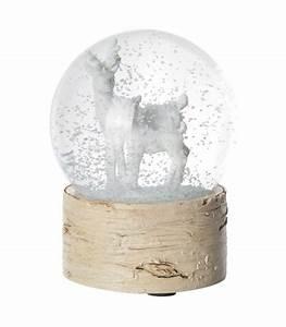 Boule à Neige : boule neige lapin id e cadeau ~ Teatrodelosmanantiales.com Idées de Décoration