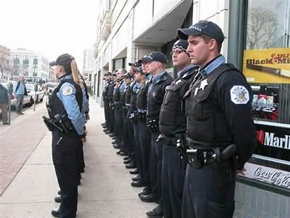 Police Chicago Wallpapersin4k