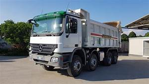 Mercedes Actros 4144 Year 2009