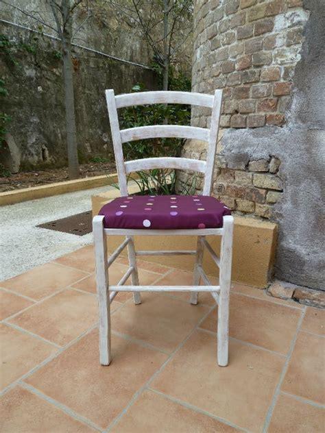 customiser chaise en paille chaise en paille avant après mes créa home made
