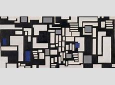 Canvas Artwork by Theo Van Doesburg iCanvas