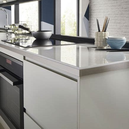 Clerkenwell Gloss Dove Grey Kitchen Contemporary