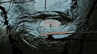 Installation Evan Holm Submerged Turntable Underwater Demilked