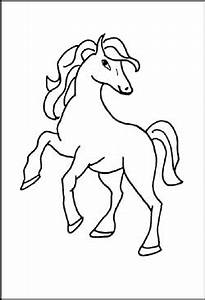 Pferde Malvorlagen Und Ausmalbilder Fr Kinder