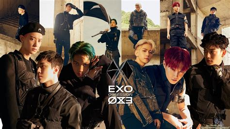 Exo Desktop Wallpaper Hd 2019 - exo 2020