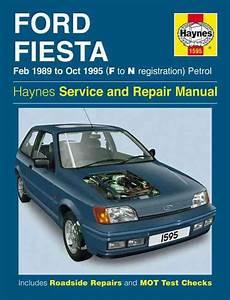 Ford Fiesta Petrol 1989