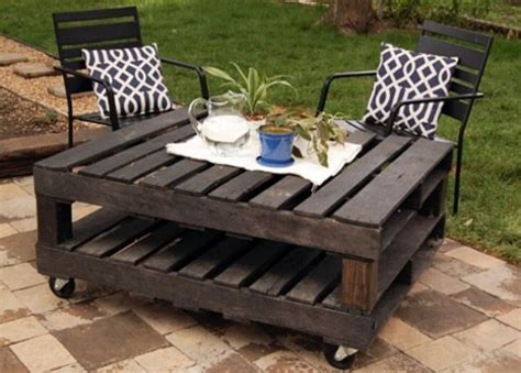 coffee table made out of pallet wood how to build a pallet fence realeyes permaculture homestead