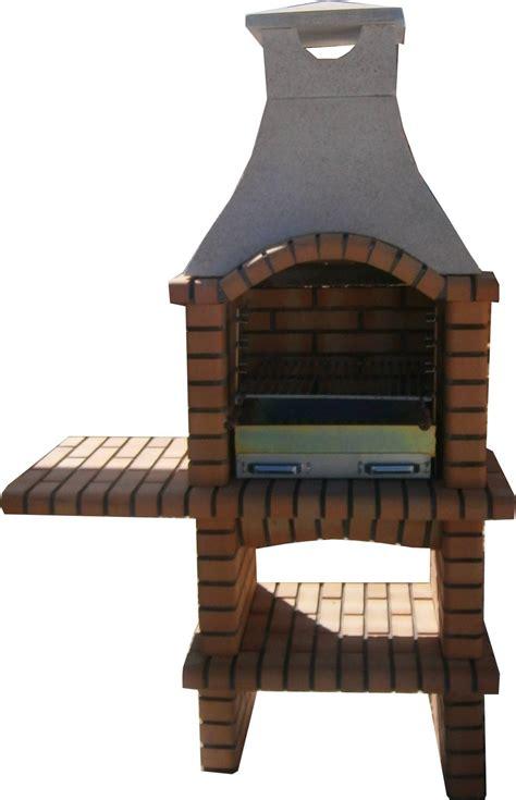petit barbecue en briques r 233 fractaires