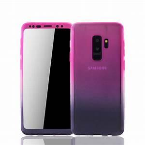 Samsung Galaxy S9 Plus Hülle Original : samsung galaxy s9 plus handy h lle schutz case full cover ~ Kayakingforconservation.com Haus und Dekorationen