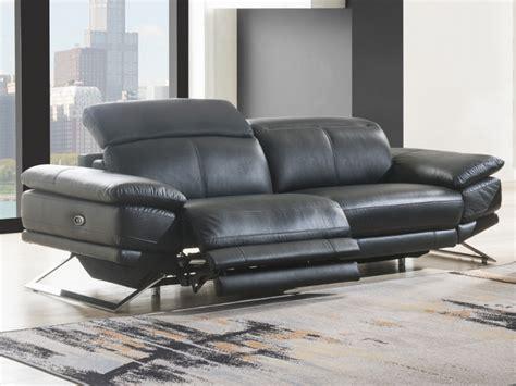 Divano Relax Elettrico - divano 3 e 2 posti relax elettrico in pelle puno