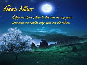 Romantic Good Night Wishes Messages - Good Night SMS ...