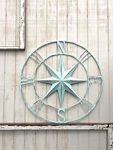 nautical compass wall art nautical decor nautical wall art With nautical wall art