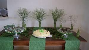 Vovó responde, decoração cor verde - Segredos da Vovó
