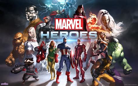 Marvel Heroes Review Gizorama