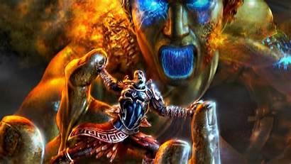 God War 4k Wallpapers Ultra Games Ps2
