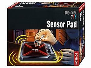 Spielzeug Per Rechnung : kosmos 631338 die drei fragezeichen sensor pad spielzeug auf rechnung spielwaren ~ Themetempest.com Abrechnung