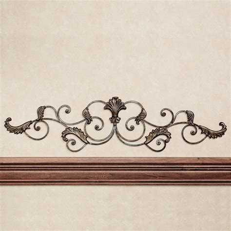 wrought iron kitchen accessories 15 best collection of italian silver wall 1663