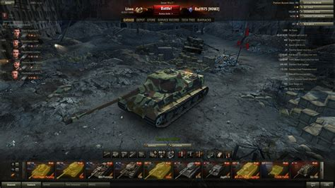 World Of Tanks Garage Mod by World Of Tanks Garage Mods World Of Tanks Garage Mods