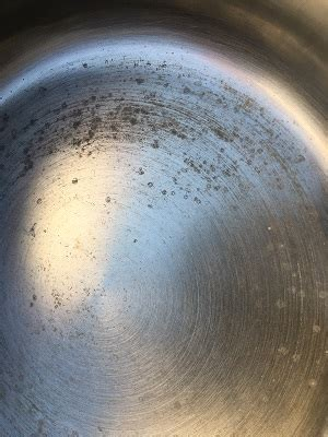 stains  stainless steel    remove   cookware advisor