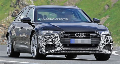 did audi of america s president drop another hint about the rs6 avant carscoops