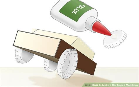 How To Make A Car From A Matchbox