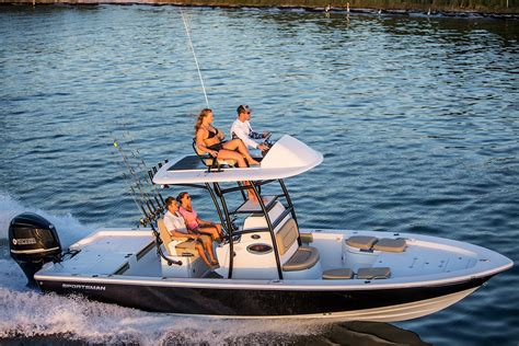 Bay Boats by 2017 Sportsman Masters 267 Bay Boat Power Boats Outboard