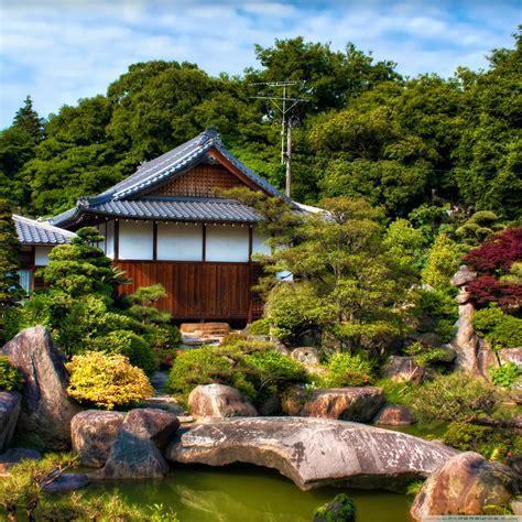 japanese garden  hd desktop wallpaper   ultra hd tv