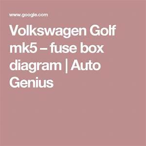 Fuse Box Diagram Volkswagen Jetta Gli Mk5 : volkswagen golf mk5 fuse box diagram auto genius ~ A.2002-acura-tl-radio.info Haus und Dekorationen