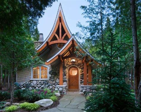 storybook cottage house planshobbit huts  cottage