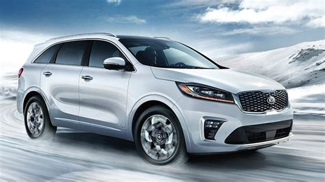 2019 Kia Sorento Trim Levels by 2019 Kia Sorento Kia Sorento In Knoxville Tn Parkside Kia