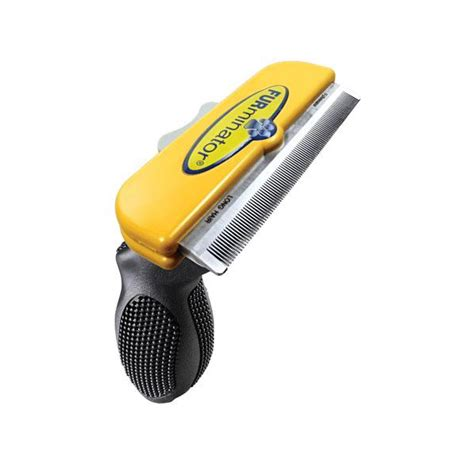 best shedding tool hair furminator for large dogs yellow baxterboo