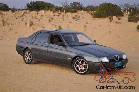 Alfa Romeo 168 Sports Plus 164 Auto Plus Lots Of Extras