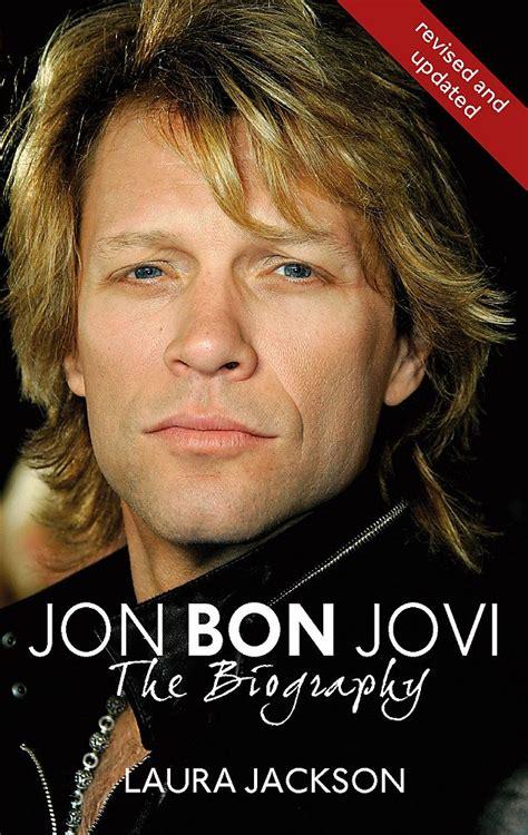 Jon Bon Jovi The Biography Glazbena Knjizara Rockmark