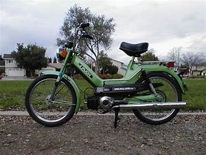 1978 Puch Maxi Luxe  Green