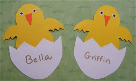 Easter Name Tags Template by Easter Name Tags Festival Collections