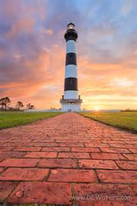 North Carolina Outer Banks Bodie Island Lighthouse