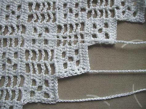 modele crochet rideau gratuit 17