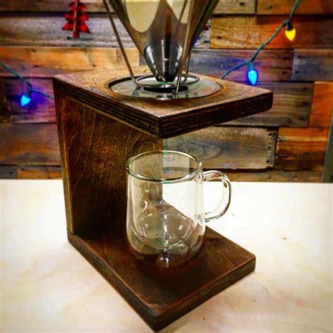 Compare prices on jura capresso in home & garden. Minimalist Pour Over Coffee Maker Tutorial - Lazy Guy DIY