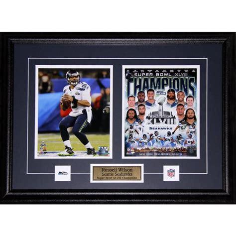 Shop Russell Wilson Seattle Seahawks Superbowl Xlviii 2