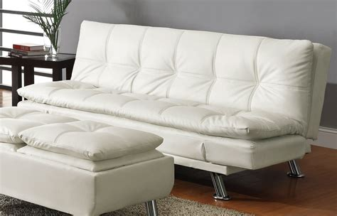 modern faux white leather sectional sofa with chaise lounge most comfortable sofas homesfeed
