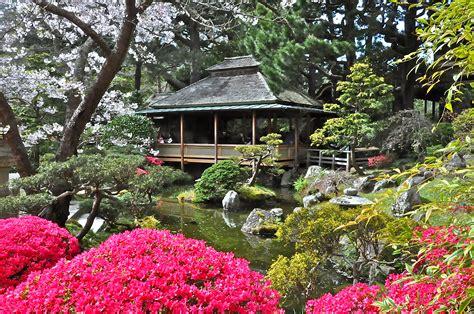 japanese tea garden golden gate park san francisco ca