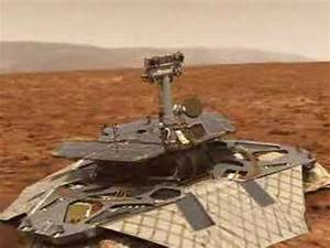 mars rover to mars holst the planets - YouTube