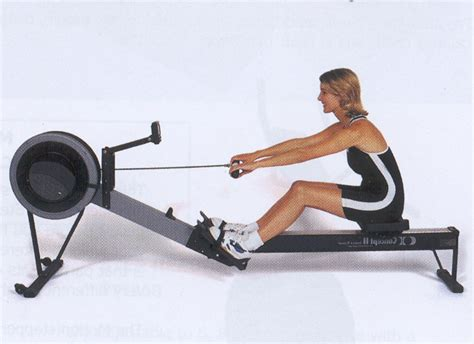 Rowing Machine Concept 2 - Prop Hire and Deliver